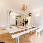 Modeshow Christian Lagerwaard - Parijs (FR)