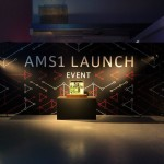 AMS1 Launch Party