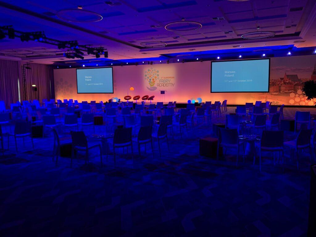 Corporate event, Warschau